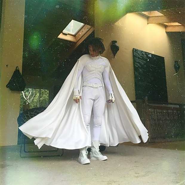 Jaden Smith's Super Prom Night Outfit