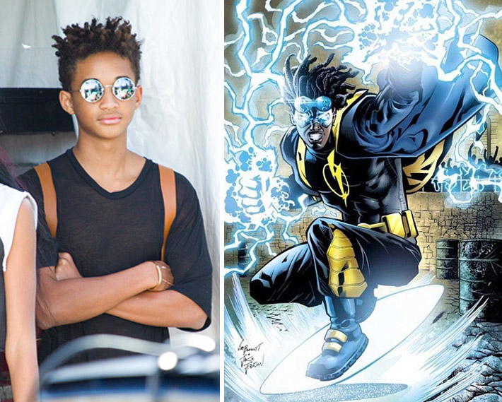 Jaden Smith Gets Electric New Role: Static