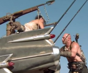 Behind The Scenes of Mad Max: Fury Road