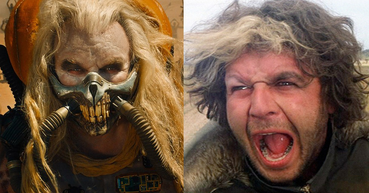 Mad Max: Fury Road's Villain Was Toecutter in Mad Max