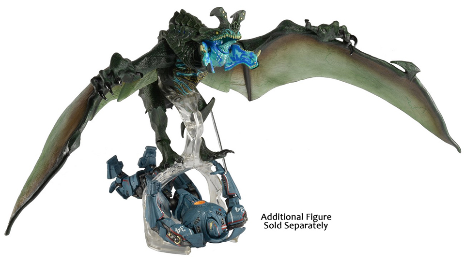 NECA Pacific Rim Flying Kaiju Otachi Action Figure