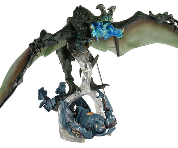 NECA Pacific Rim Flying Kaiju Otachi Action Figure