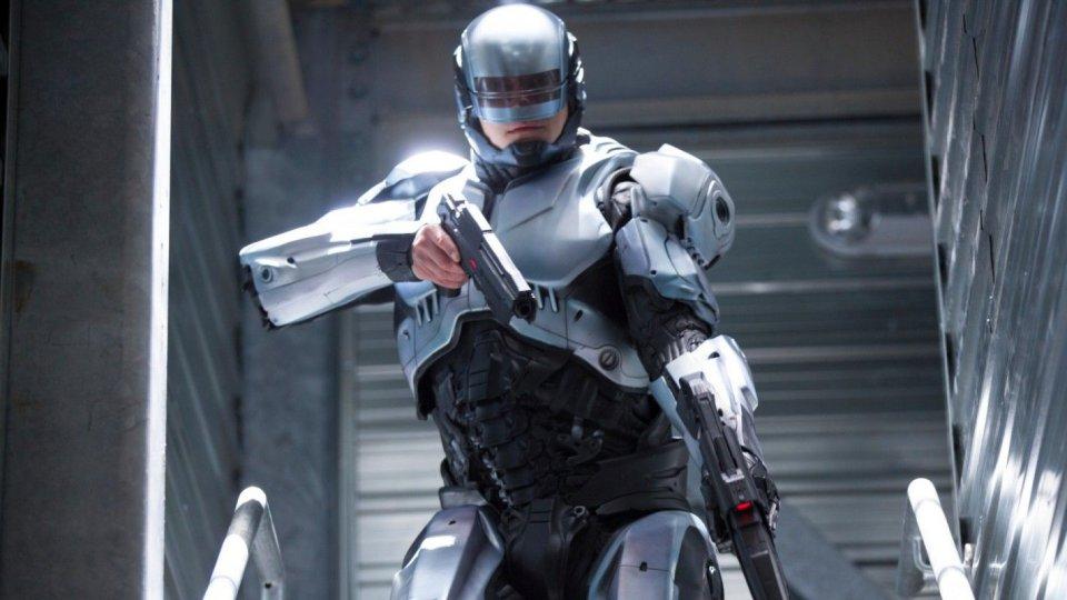 Robocop Webseries Coming from Machinima