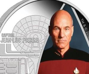 Star Trek: The Next Generation Coins