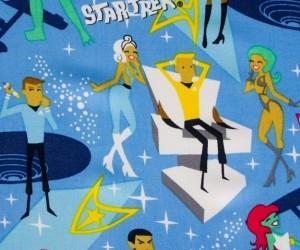 Star Trek Retro Hawaiian Shirt