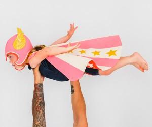 Superhero Capes for Super Girls