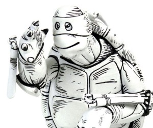 Mondo TMNT The First Turtle Action Figure