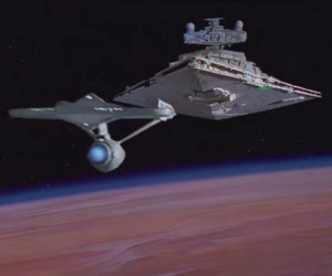 It's Star Trek vs. Star Wars in The Carbonite Maneuver