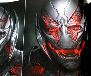 Avengers: Age of Ultron Concept Art for Ultron Prime