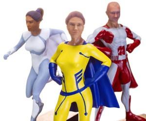 DIY Super Hero Shop Gets Big Backing