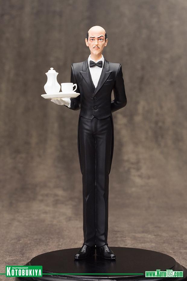 Kotobukiya Alfred Pennyworth ARTFX+ Statue
