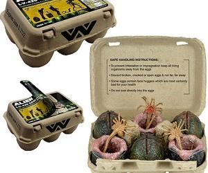 Alien Egg Carton Now Available for Pre-Order