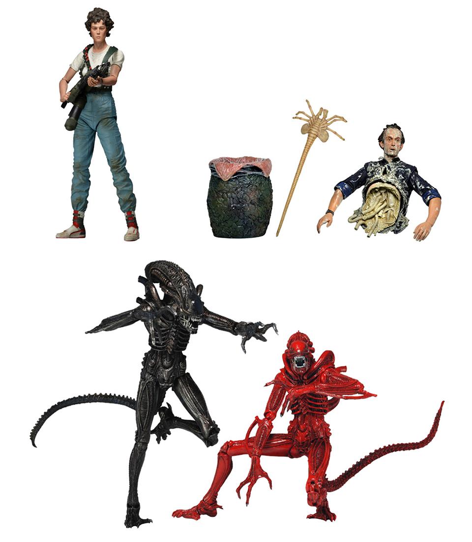 NECA Aliens Series 05 Action Figures