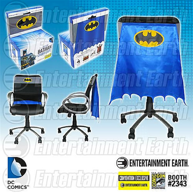 Turn Your Cubicle into a Superhero Lair