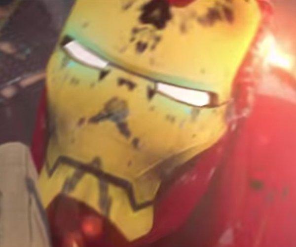 Marvel vs. DC Animated Fan-Made Film
