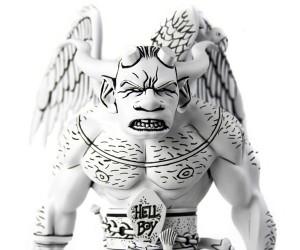 Mondo First Hellboy Action Figure