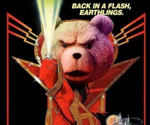 Ted 2 Flash Gordon Poster