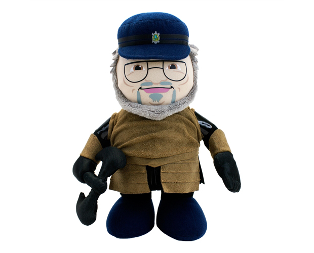 George R.R. Martin Talking Plush SDCC 2015 Exclusive