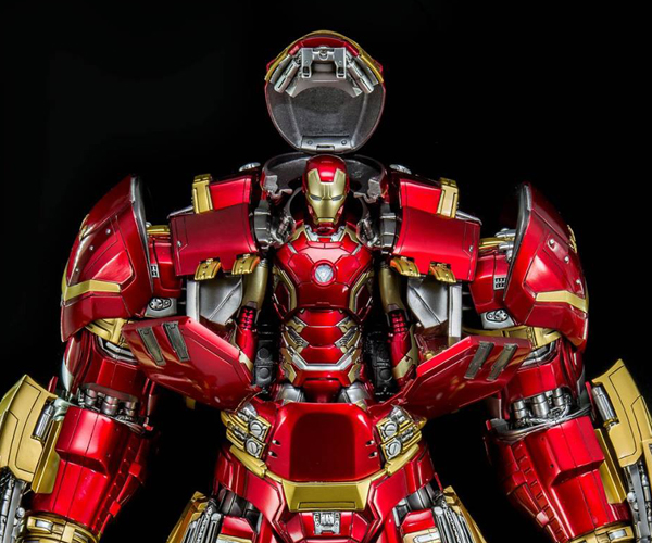 King Arts 1:9 Scale Hulkbuster Action Figure