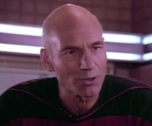Eclectic Method: Captain Picard