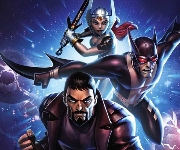 Justice League: Gods & Monsters Chronicles