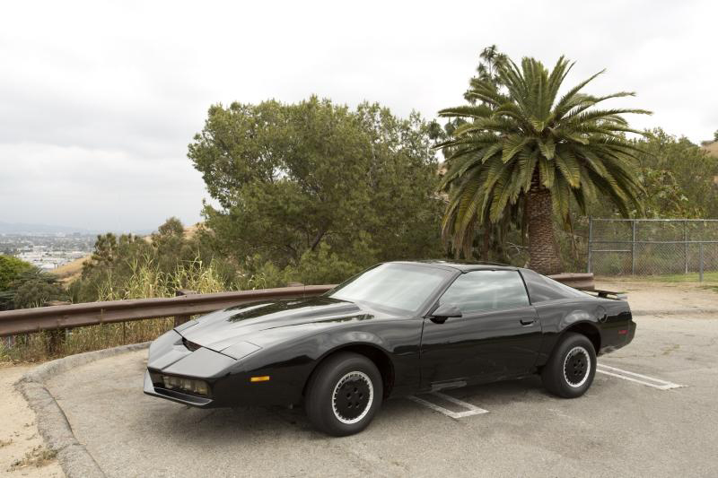 Screen-Used Knight Rider KITT Trans Am for Sale