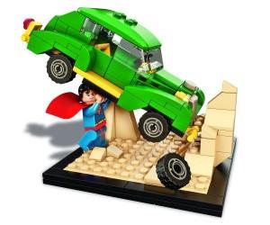 LEGO Action Comics #1 2015 SDCC Exclusive