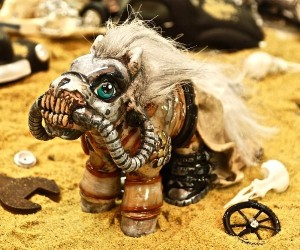 Mad Max: Fury Road My Little Pony