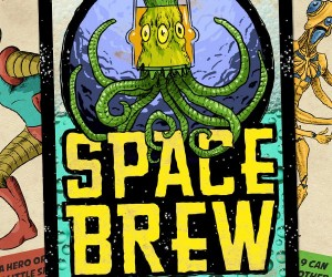 Space Brew Is A Sci-fi Drinking Card Game