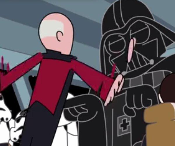 Which Is Nerdier: Star Wars or Star Trek?