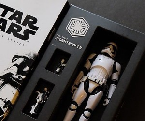 Hasbro Star Wars: The Force Awakens Black Series Stormtrooper Leaks