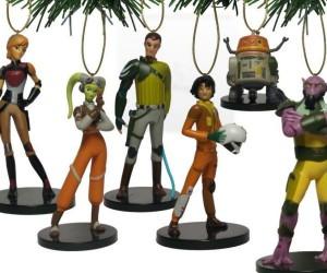 Star Wars Rebels Holiday Ornament Set