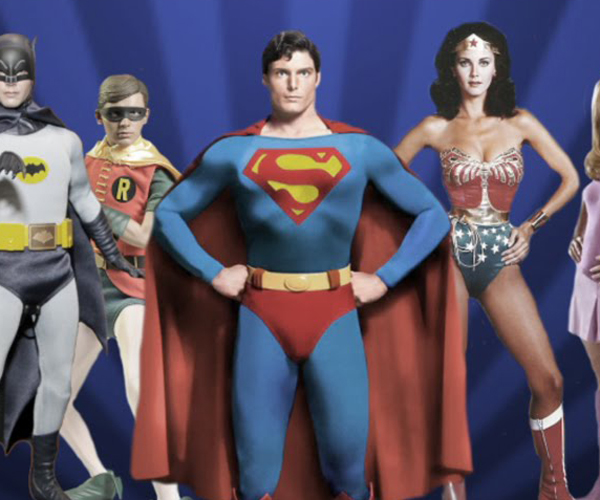 Fan-made Live Action 1973 Super Friends Intro