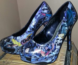 High Heels for the Superhero Set