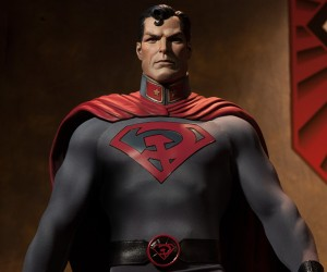 Sideshow Superman Red Son Premium Format Figure
