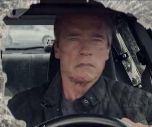 Terminator Genisys Clip: Bus on the Bridge