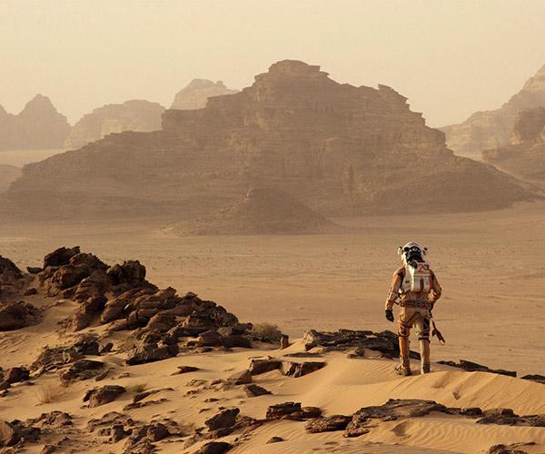 The Martian (Trailer)