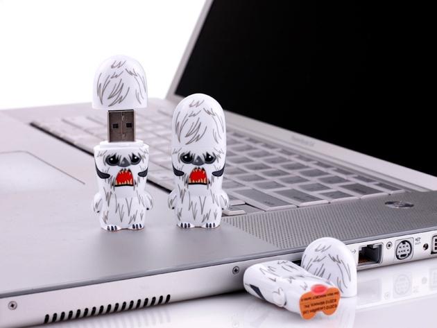 Star Wars Wampa Mimobot Flash Drive