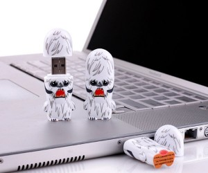 Star Wars Wampa Mimobot Flash Drive