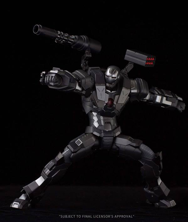Sentinel Re:Edit War Machine Action Figure
