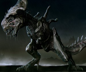 Xenomorph T. Rex is T. errifying
