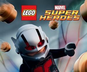 LEGO Celebrates Ant-Man with a Cool Minifig Poster