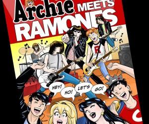 The Ramones Set to Rock Riverdale