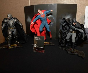 DC Collectibles Batman v Superman Statues