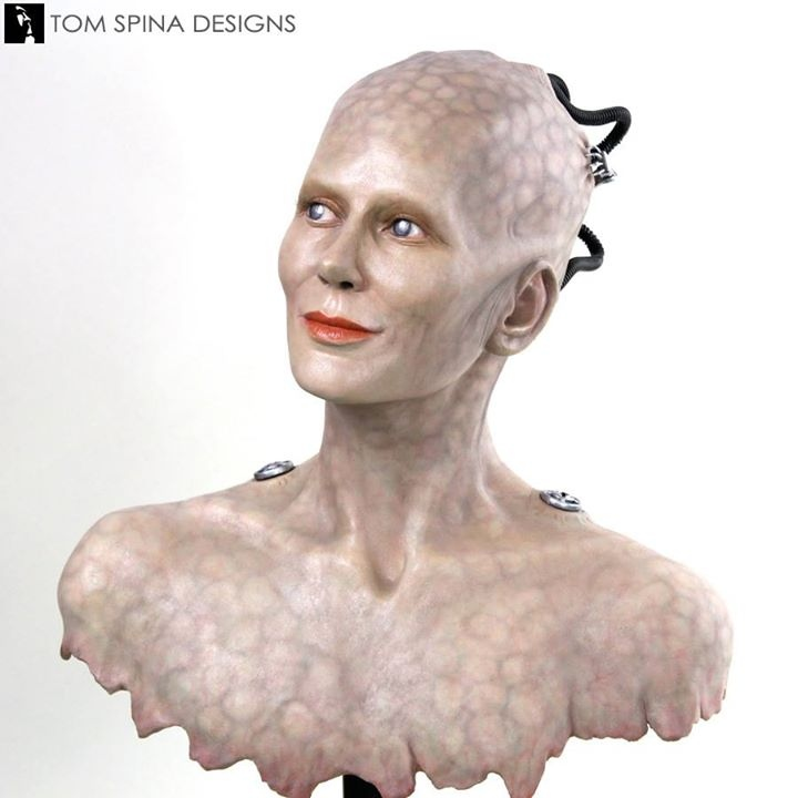 The Borg Queen Has Never Looked Better