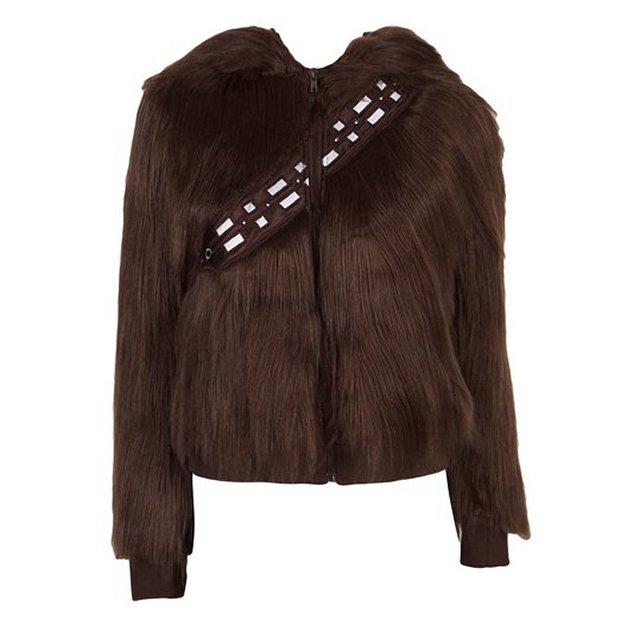 Star Wars Chewbacca Furry Hoodie: The Fur Awakens