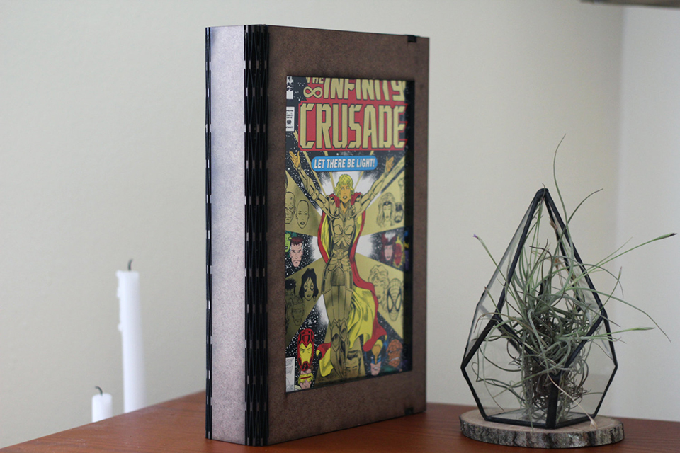 Variant Supply Co. Comic Display Boxes