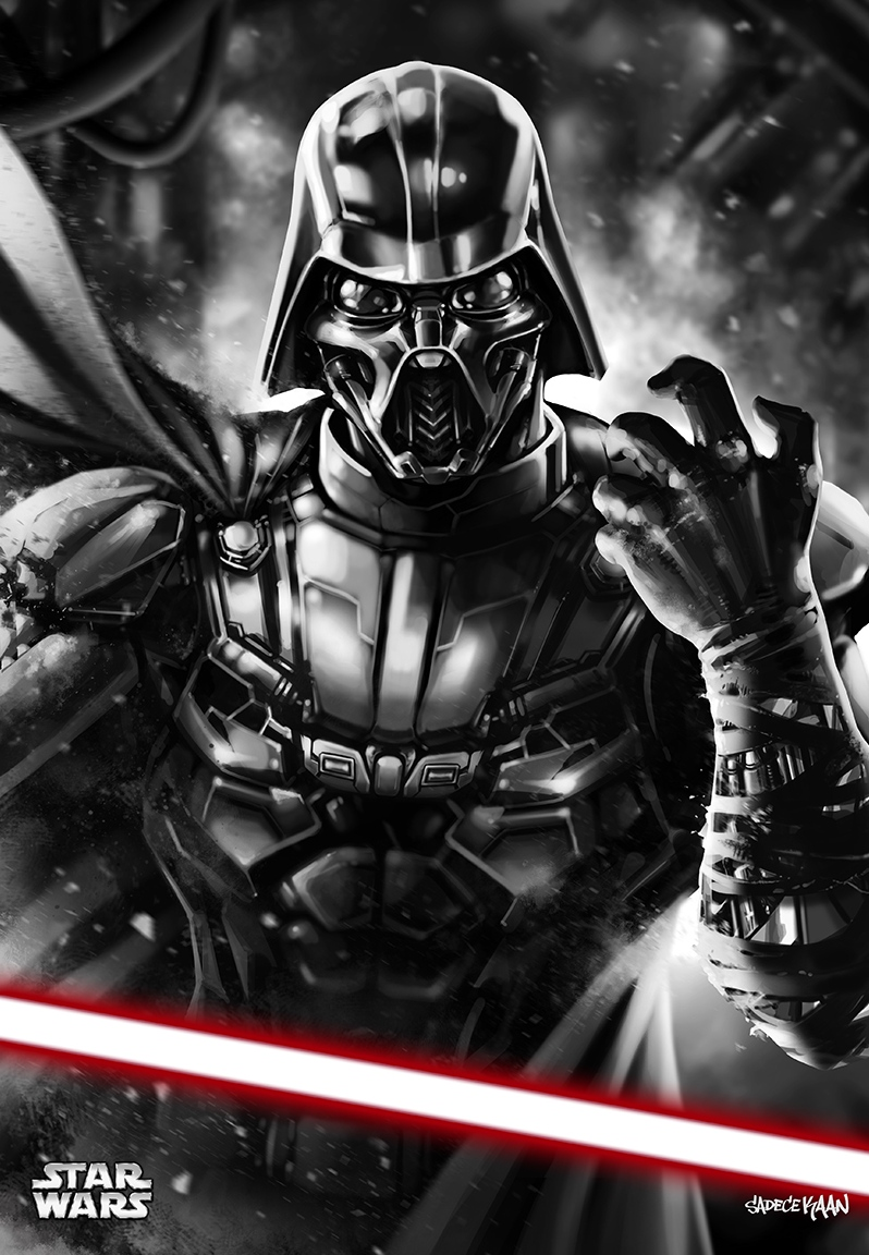 This Darth Vader Redesign Is Impressive, Most Impressive