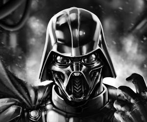 This Darth Vader Redesign Is Impressive, Most Impressive