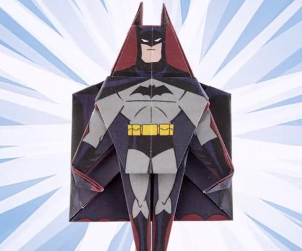 DC Superheroes Origami: Justice League, Fold!